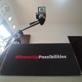POWER UP Mimpi-mu, POWER UP Passion-mu, POWER UP Segala Peluang!