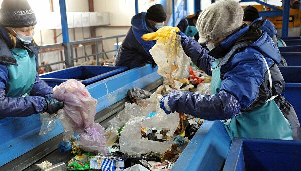 Тело младенца обнаружили в Тобольске на заводе по сортировке мусора