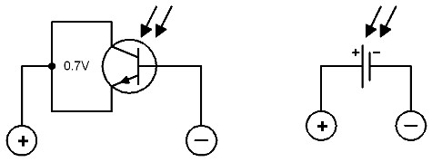 transistor-solar-cells-circuit-diagrams
