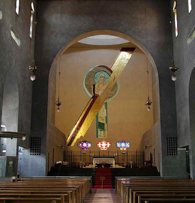 Catedral da Assunção de Nossa Senhora, em HIroshima, o novo templo hoje