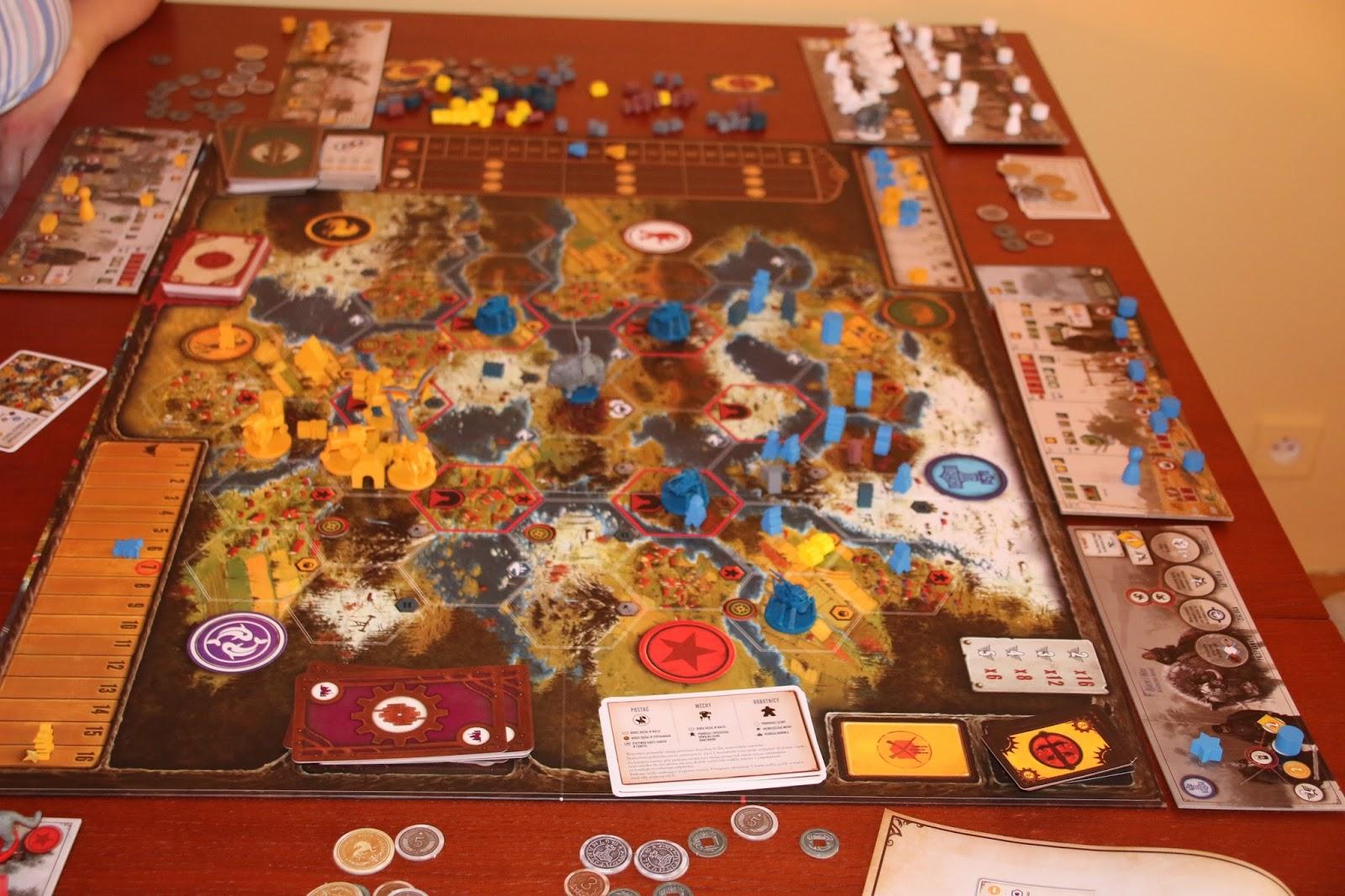Board Game Scythe Board games, Games, Pinball machine
