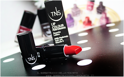 pareri Lipstick red  sweet temptation collection, polish, lipstick, rossetti , smalti unghie by tns cosmetics