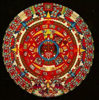 Календарът на ацтеките