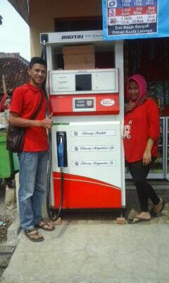 Saat Pengiriman Pom mini ke Bogor