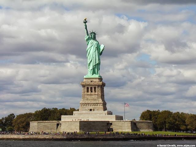Özgürlük Heykeli, New York