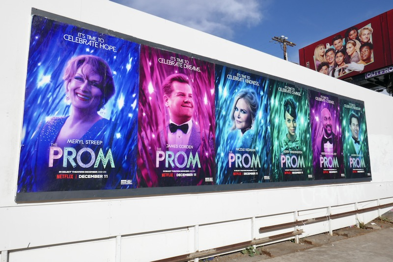 Prom movie posters