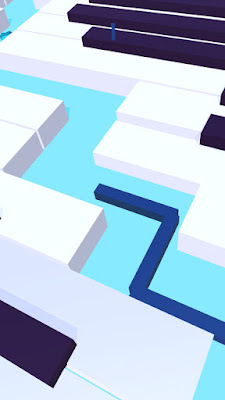 لعبة Dancing Line مهكرة للأندرويد، لعبة  Dancing Line كاملة للأندرويد