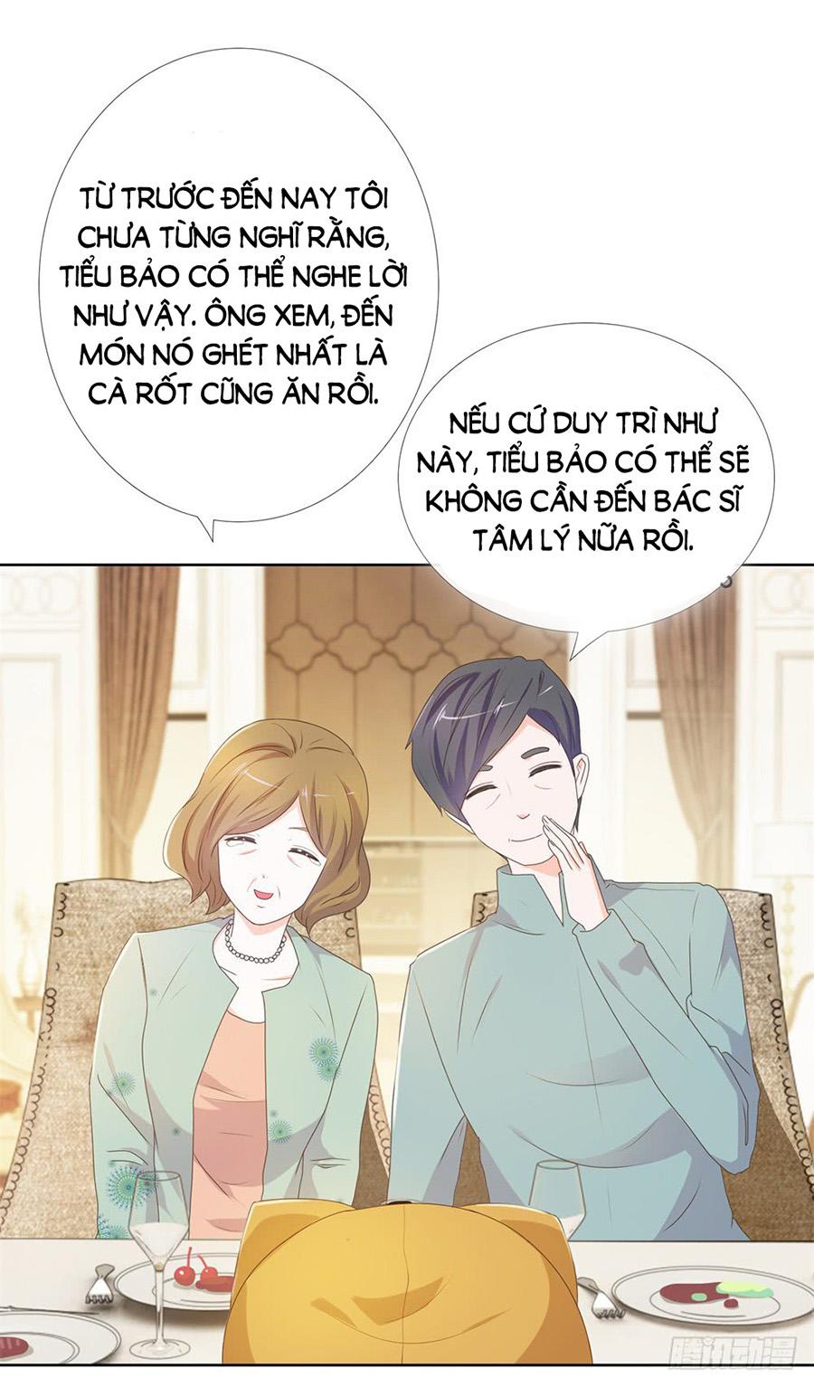 Chọc tức vợ yêu mua một tặng một chap 12 - Trang 18