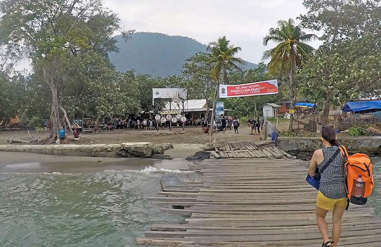Pulau Sebesi, Yang Dulunya Kosong Karena Letusan Krakatau