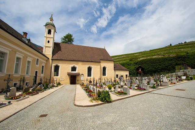 Chiesa di Santa Margherita-Abbazia di Novacella