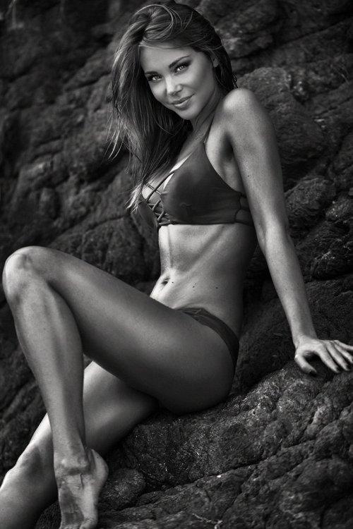 Sylvio Testa 500px fotografia mulheres modelos sensual beleza preto e branco