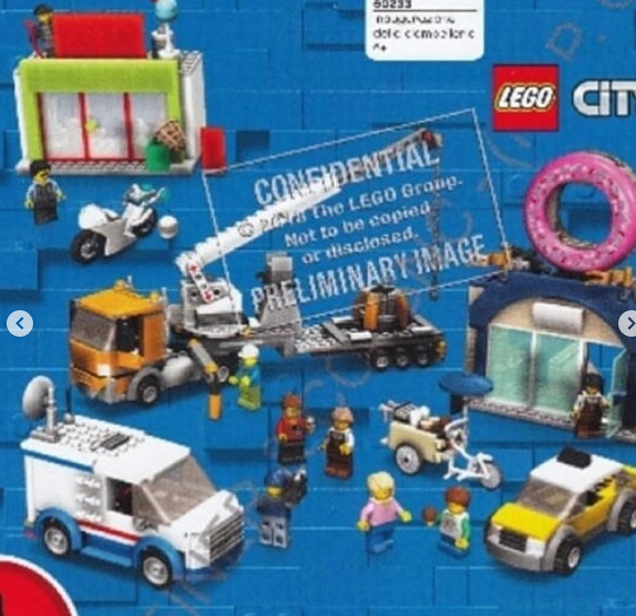 AnJ's Brick Blog: Lego City Summer 2019 Preliminary Set Images Leaked!