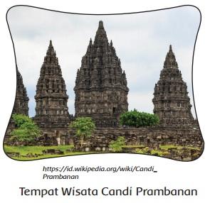 Tempat Wisata Candi Prambanan www.simplenews.me