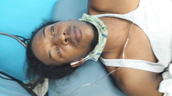 Trasladan al Jaime Mota de Barahona motoconchista herido tras ser chocado por otro en Pedernales