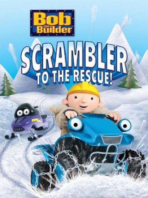 Bob the Builder: Scrambler to the Rescue! [Latino]