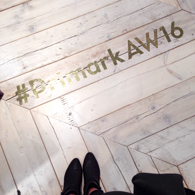 primark, penneys, aw16, autumn, winter, press day