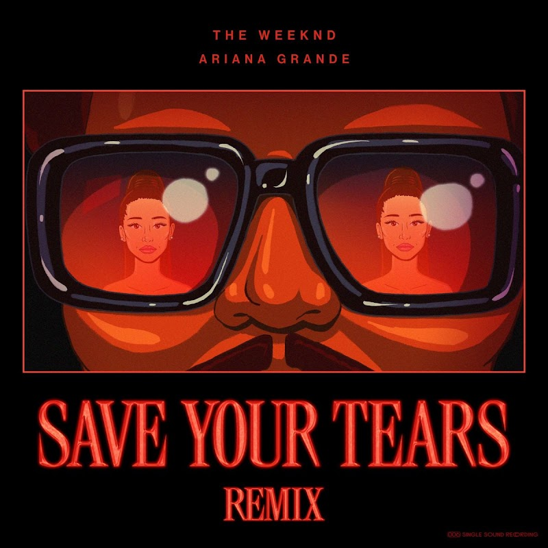 Ariana Grande and The Weeknd – Save Your Tears Remix Promos - 2021