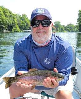 Fly Fishing, Fly Fishing the North Fork River, Fly Fishing Arkansas