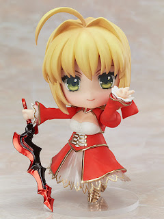 "Nendoroid Saber Extra / Nero Claudius de ""fate/grand order"" - Good Smile Company"