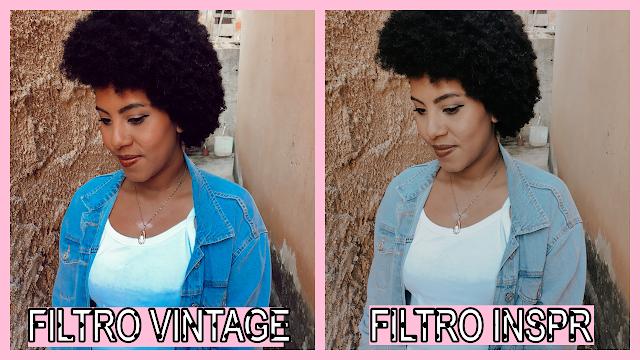 Filtro Vintage e Filtro INSPR