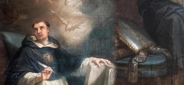 Santo Tomas de Aquino y el medium rei