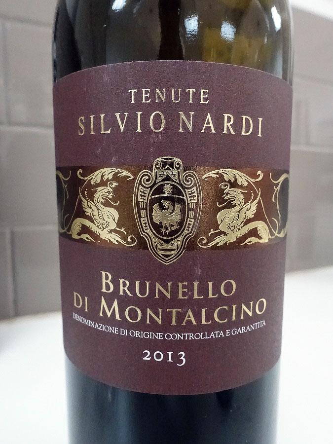 Silvio Nardi Brunello di Montalcino 2013 (92 pts)