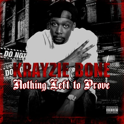 Krayzie Bone - Nothing Left to Prove (2019) - Album Download, Itunes Cover, Official Cover, Album CD Cover Art, Tracklist, 320KBPS, Zip album