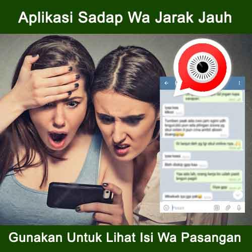 Download App Sadap Wa Pasangan