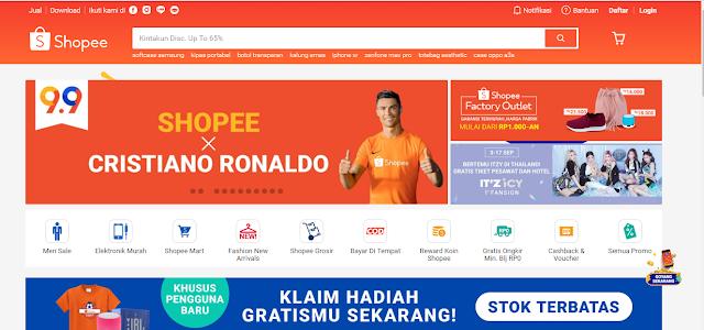 Penasaran dengan Aksi Spektakuler Cristiano Ronaldo di Acara TV Shopee 9.9?