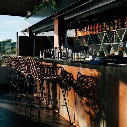 """Liquid Lounge - O """"bar"""" da linha."""