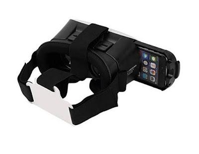 FIZLOZ 3D Glasses Virtual Reality Box