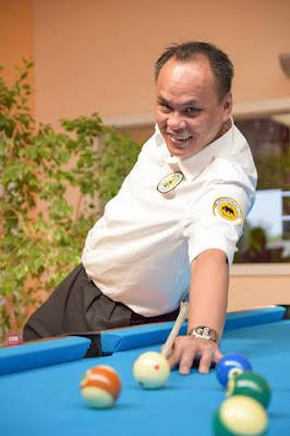 Bilyard Dunia : bilyard, dunia, Atlet, Pemain, Billiard, Dunia, Olahraga