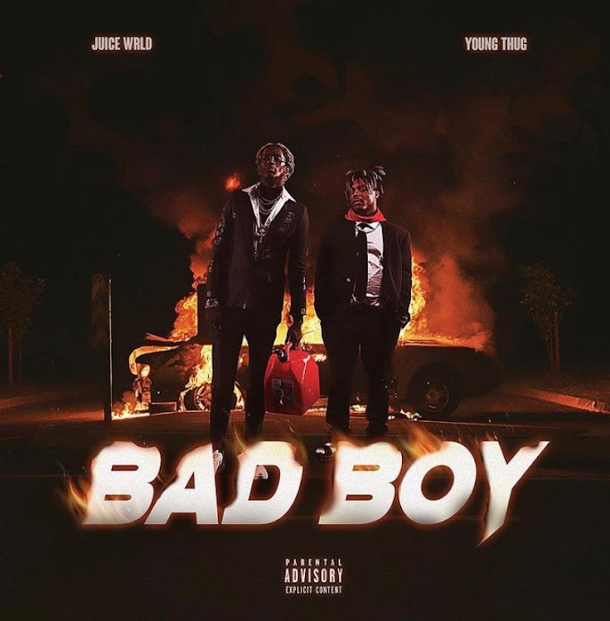 "Young Thug Announced His New Song ""Bad Boy"" With Collaboration Of Juice WRLD"