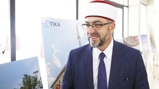 Περήφανος για Τουρκία και Ερντογάν ο ψευτομουφτής Ξάνθης