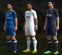 Kits Pack v2 Season 2016-2017 Pes 2013