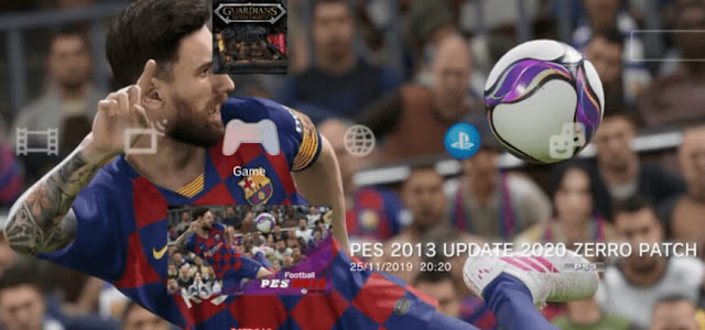 PES 2013 PS3 Zerro Patch 2020