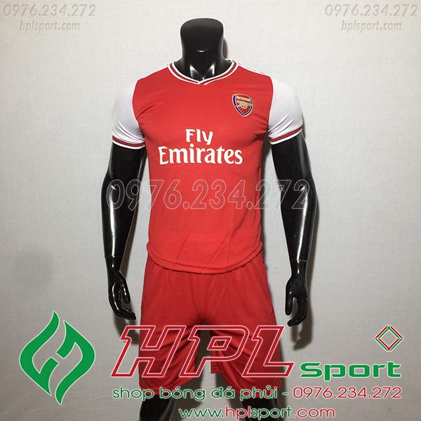 Áo câu lạc bộ  Arsenal màu đỏ 2020