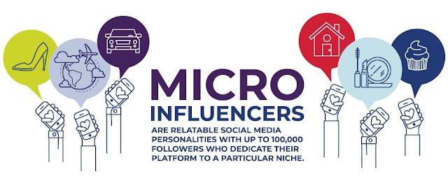 Sử dụng Micro-influencer để tăng hiệu quả tiếp thị