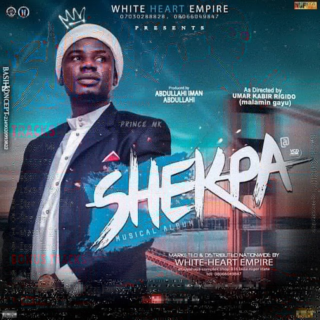 New Album:-Prince Mk-Shekpa(Album)