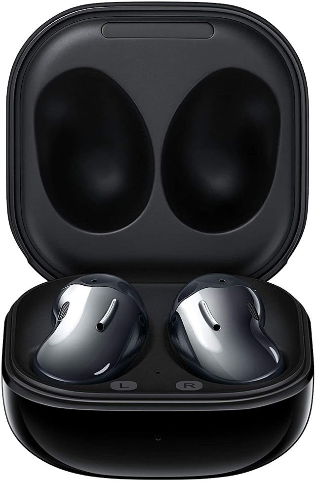 Samsung Galaxy Buds Live, True Wireless Earbuds