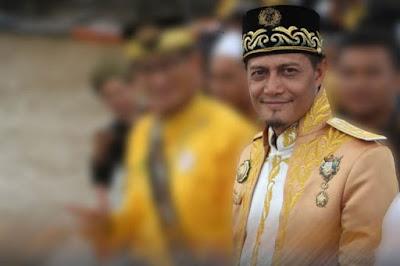 Sultan Pontianak ke-IX Kalimantan Barat