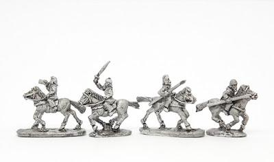 PER9 Light cavalry with javelin