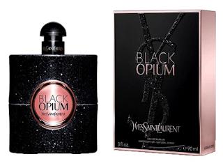 إيف سان لوران بلاك أوبيوم Black opium YSL :