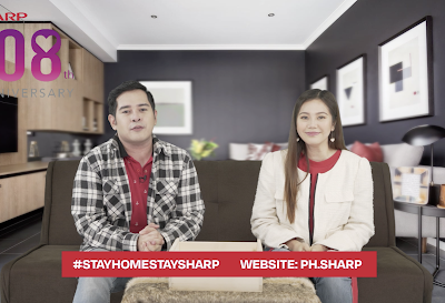 Sharp celebrates 108th year with an online product launch under 'Stay Home, Stay Sharp' campaign