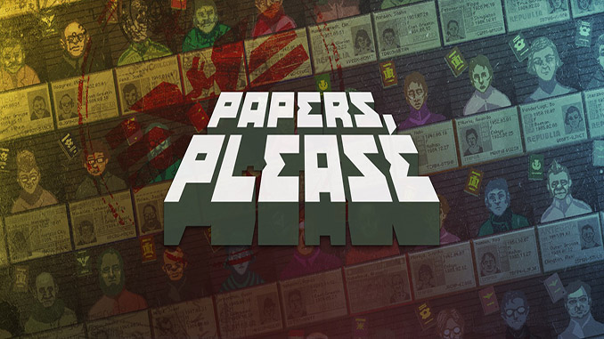 Papers, Please - GOG