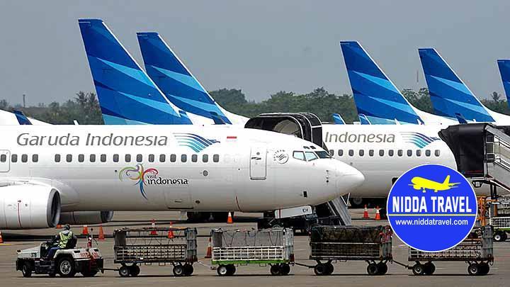 Mudik dilarang pesawat garuda bebaskan biaya ubah jadwal penerbangan