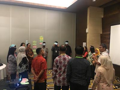 Pertemuan Strategi Komunikasi Eliminasi Malaria 2018