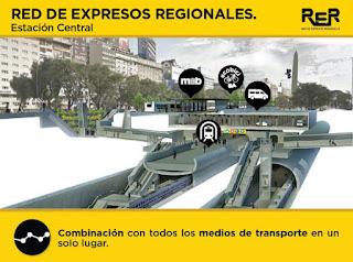 Comienzan las obras para el RER y el Plan Belgrano