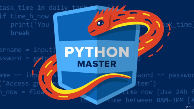 Python 3 Programming: Beginner to Pro Masterclass
