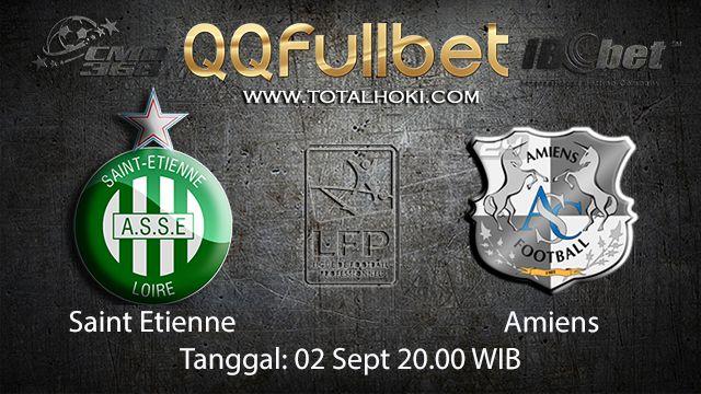 Prediksi Bola Jitu Saint Etienne vs Amiens 2 September 2018 ( French Ligue 1 )